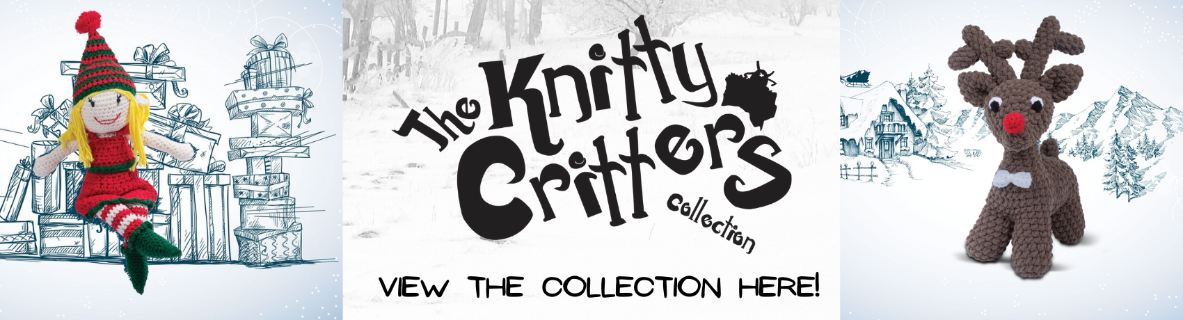 Knitty Critters Collection