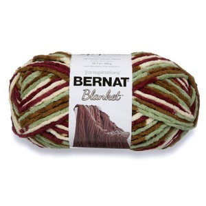 Bernat Blanket 300g Plum Fields