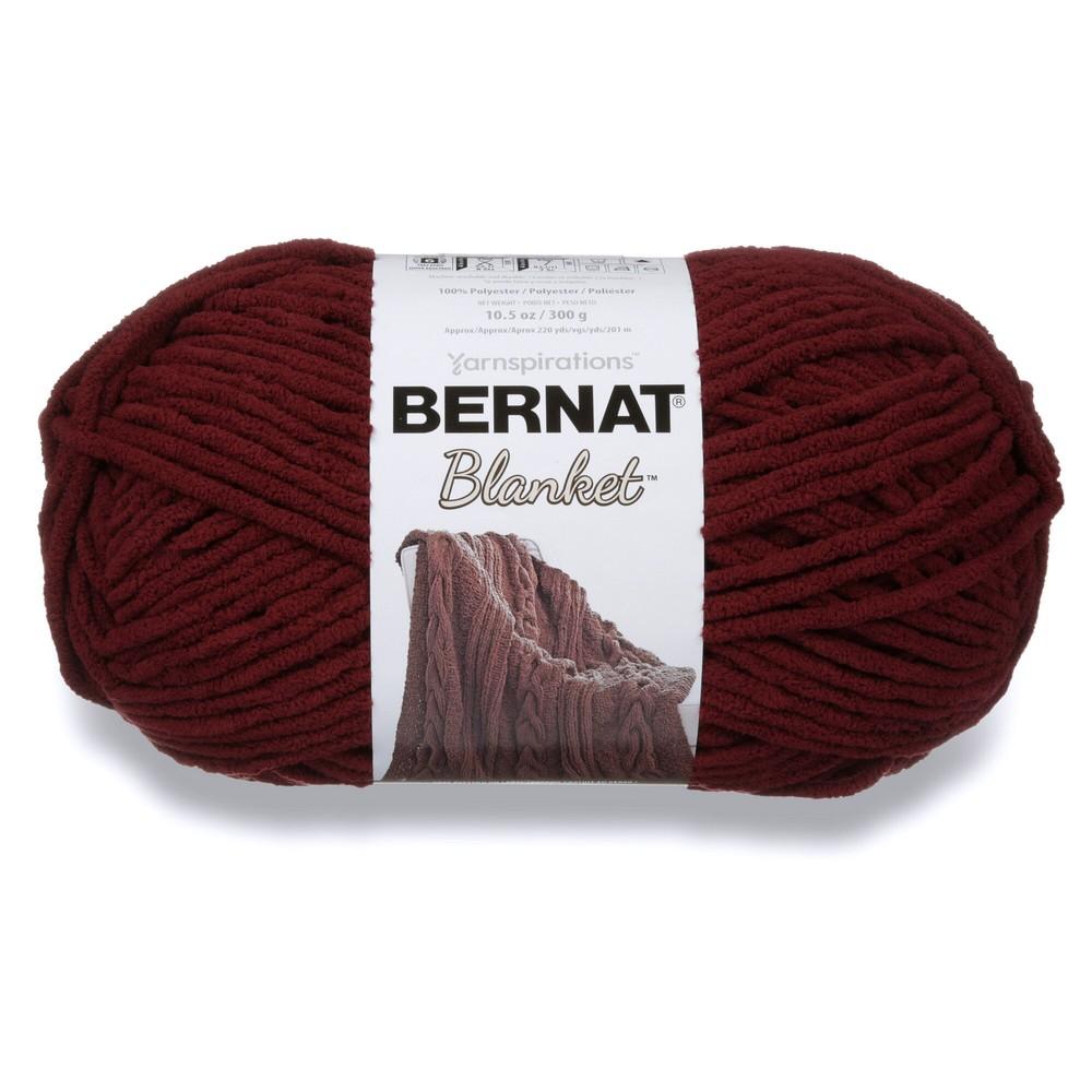 Bernat Blanket 300g Purple Plum