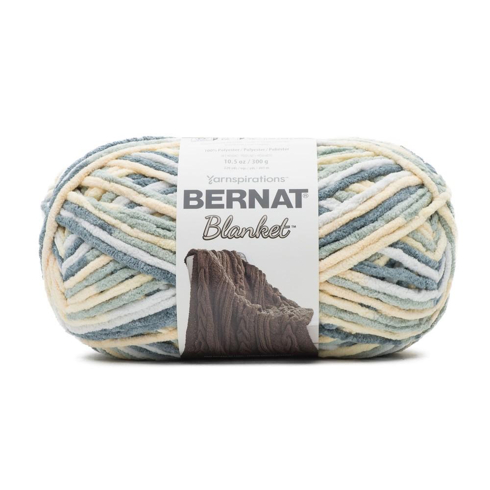 Bernat Blanket 300g Soft Sunshine Green
