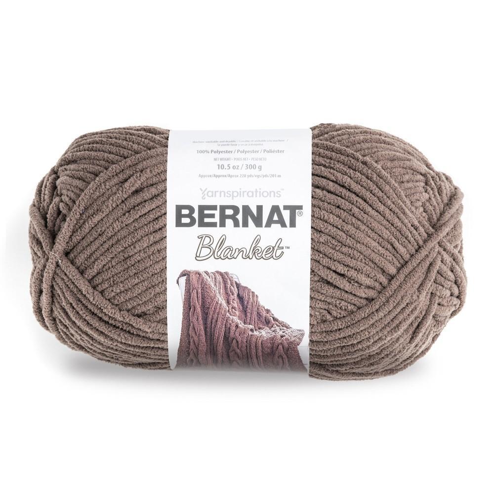 Bernat Blanket 300g Taupe
