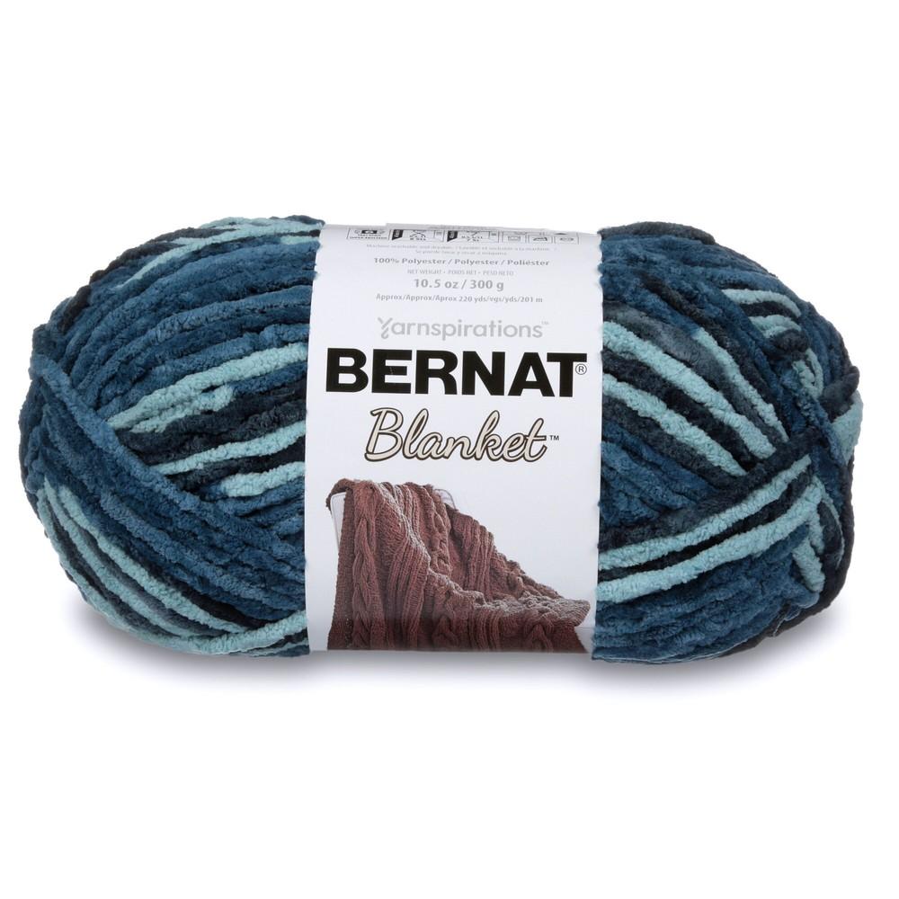 Bernat Blanket 300g Teal Dreams