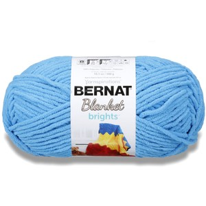 Bernat Blanket Brights 300g Busy Blue
