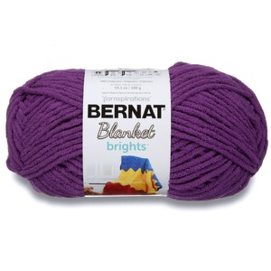 Bernat Blanket Brights 300g Pow Purple