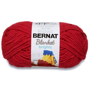 Bernat Blanket Brights 300g Race Car Red