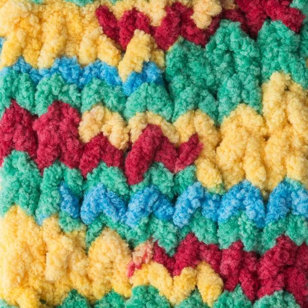 Bernat Blanket Brights 300g Rainbow Shine Varg