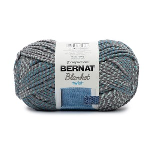 Bernat Blanket Twist 300g High Tide