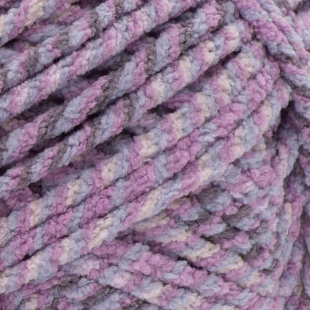 Bernat Blanket Twist 300g Purple Haze