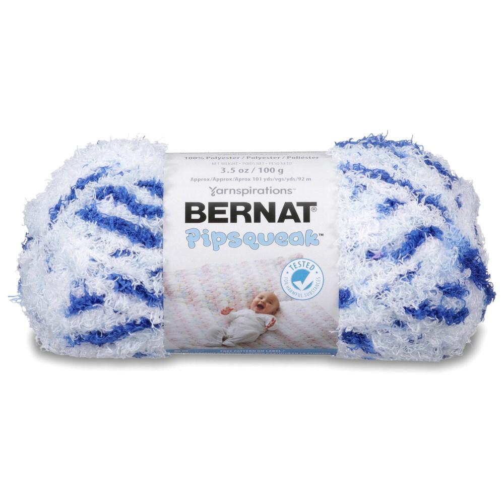 Bernat Pipsqueak 100g Blue Jean Swirl