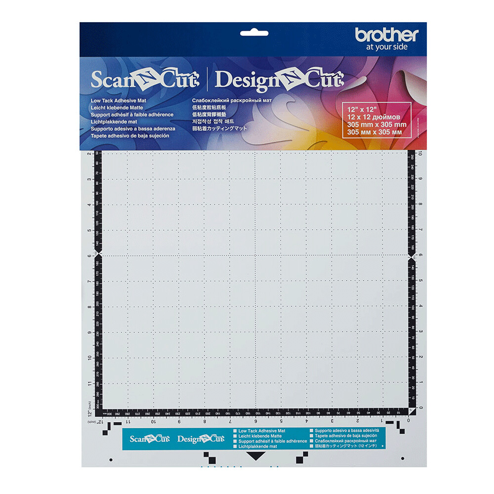Brother ScanNCut CM Low Tack Adhesive Mat 12 X 12