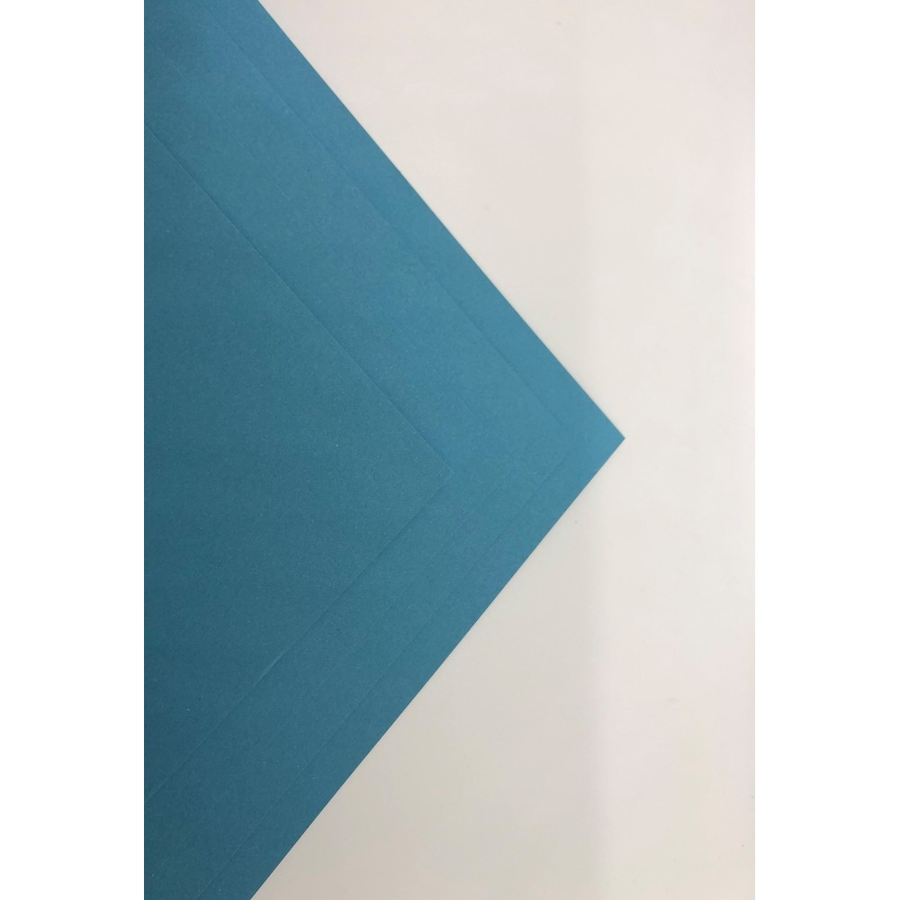 Makers 12X12 Premium Cardstock 260gsm X 30 Sheets Bright Blue