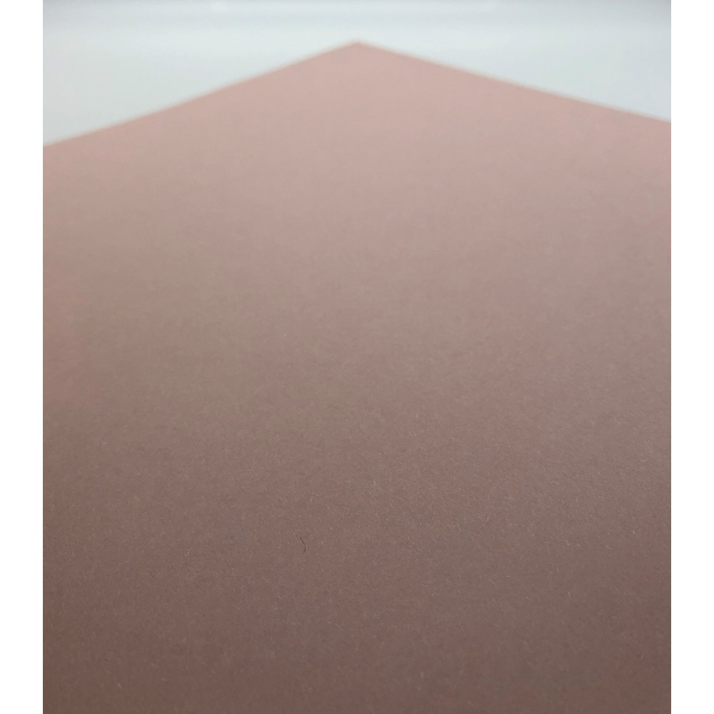 Makers 12X12 Premium Cardstock 260gsm X 30 Sheets Pale Pink