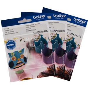 Brother ScanNCut 3 Pack SDX Auto Blade