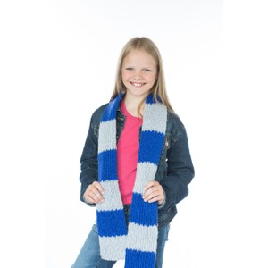KB Looms Scarf Kit - Blue