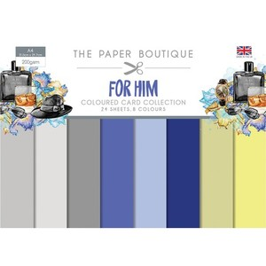 For Him Papercraft Collection