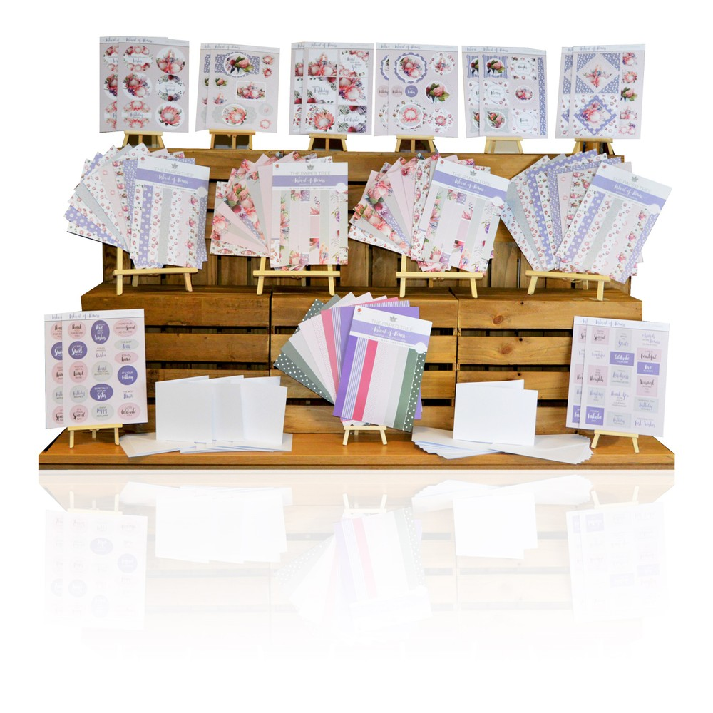 A Festival of Flowers Complete Cardmaking Kit
