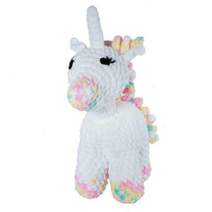 Knitty Critters Sophia Unicorn Crochet Kit