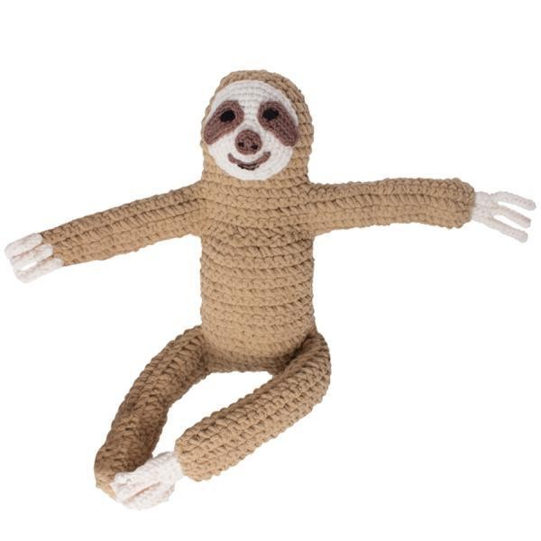 Knitty Critters Sammi Sloth Crochet Kit