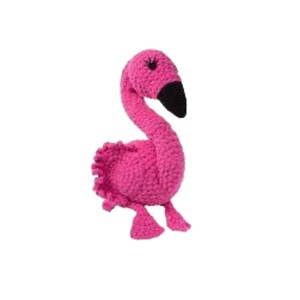Knitty Critters Flo Flamingo Crochet Kit
