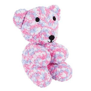 Knitty Critters Hunni Bear Crochet Kit