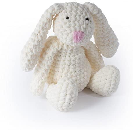 Knitty Critters Rosie Rabbit Crochet Kit