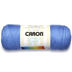 Caron Simply Soft Brights 170g Berry Blue