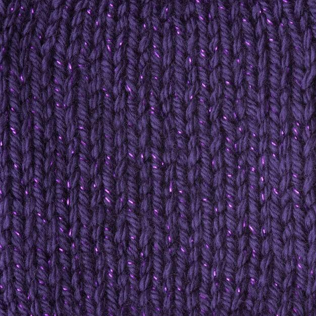 Caron Simply Soft Party Purple Sparkle