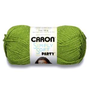 Caron Simply Soft Party Spring Sparkle