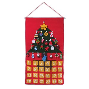 Knitty Critters Make Christmas Advent Calendar