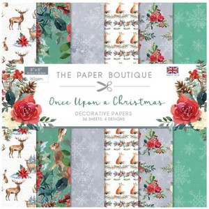 Once Upon A Christmas Cardmaking Kit