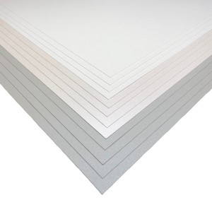 Makers 12x12 Premium Pearlescent Cardstock Christmas Collection - White, Oyster, Pale Silver - 12 Sheets