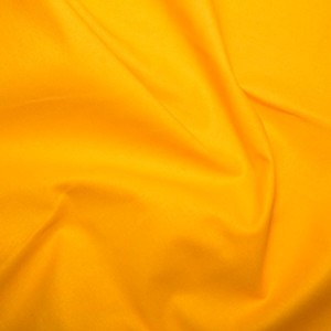 Plain Dyed Poly Cotton Citron X 1 Meter