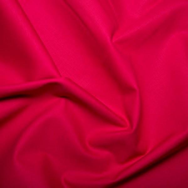 Plain Dyed Homespun 100% Cotton Fuchsia X 1 Meter