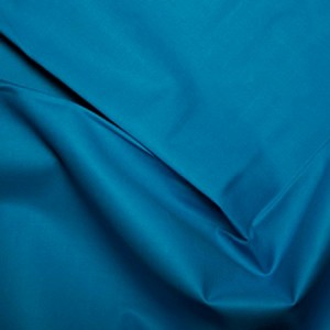 Plain Dyed Homespun 100% Cotton Turquoise X 1 Meter