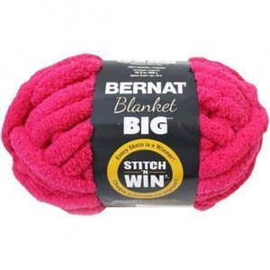Bernat Blanket Big 300g Hot Pink