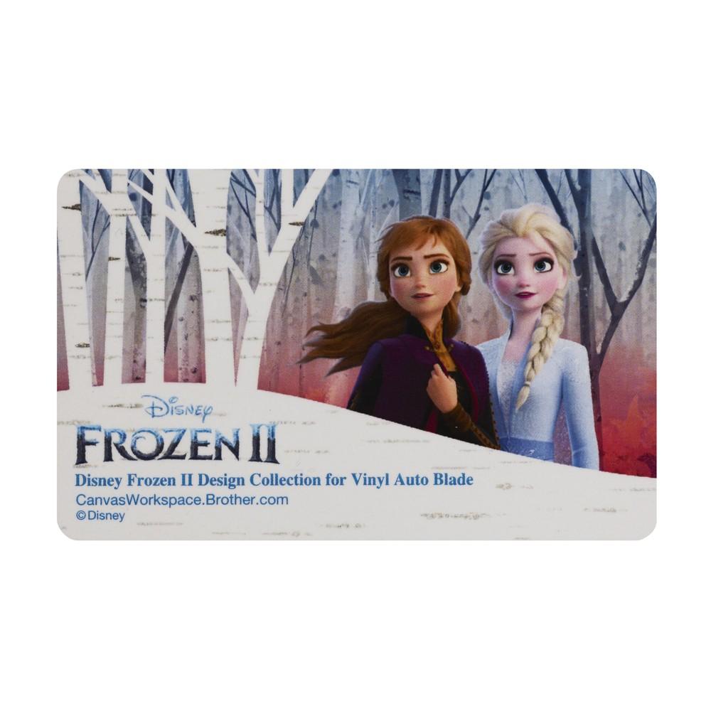 Brother ScanNCut Disney™ Frozen Design Collection 2 x 36 Designs