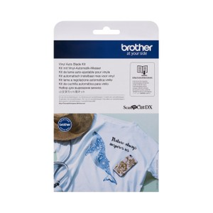 Brother ScanNCut SDX Vinyl Auto Blade, Vinyl Auto Blade Holder and All Occasions Activation Card x 21 Designs