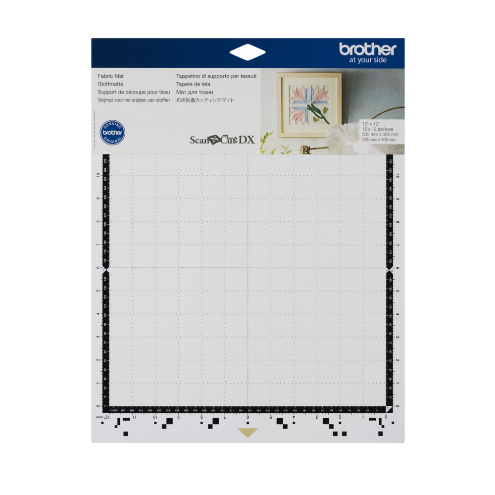 Brother ScanNCut SDX Adhesive Fabric Mat 12 x 12