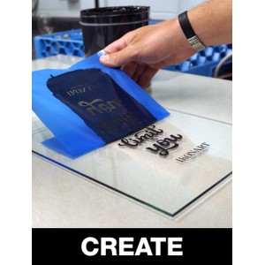 IKONART Custom Stencil Starter Kit 2.0 - Exclusive Launch