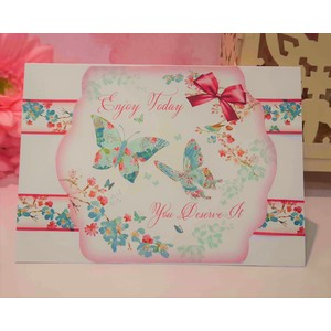 Blossoming Moments Cardmaking Kit - Makes 20 Cards