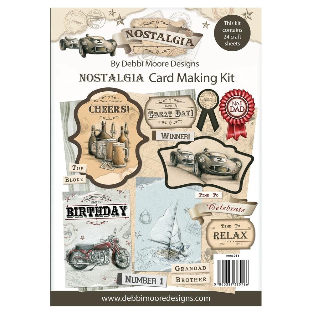 Nostalgia Card Making Kit