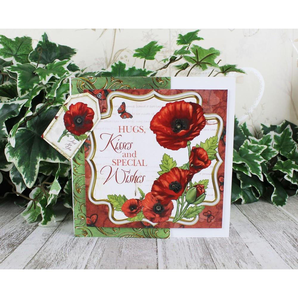 Poppy Dreams Inspirational Craft Box