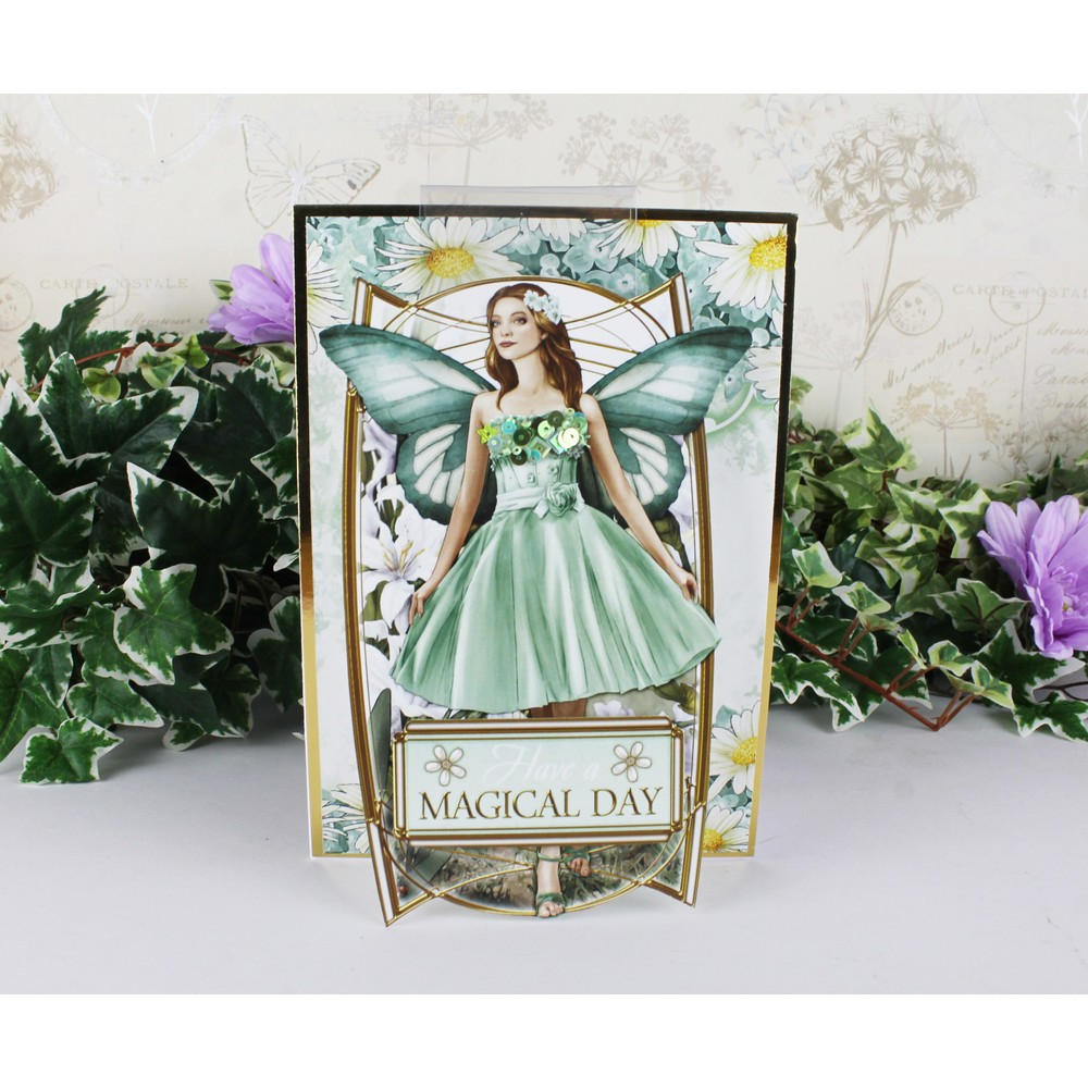 Seasonal Fairies Inspirational Craft Box