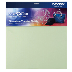 ScanNCut Rhinestone Transfer Sheets