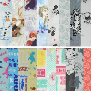 Disney™ Fabric Collection X 10 Meters