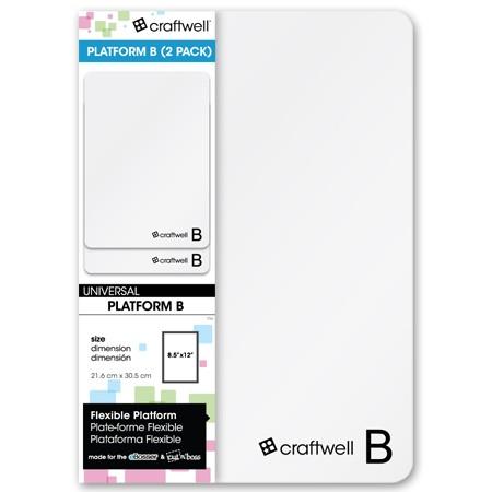 Craftwell Universal Platform B - 2 Pack