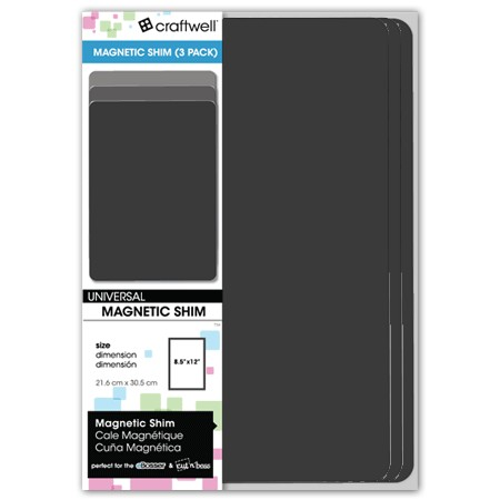 Craftwell Universal Magnetic Shim - 3 Pack