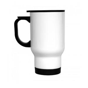 Makers Blanks Sublimation Stainless Steel Travel Mug - 14oz