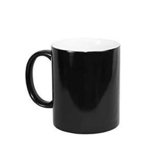 Makers Blanks Sublimation Colour Changing Mug - Black 10oz