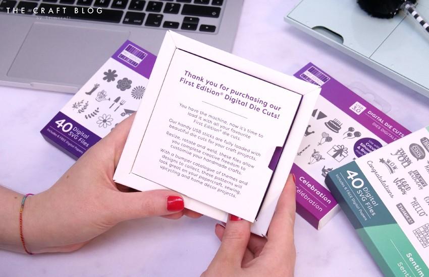 First Edition Digital Dies USB - Fantasy